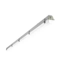 Waterdicht (IP65) LED incl. 24W LED buis (1x58W TL) L. 1500mm