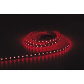 LED strip 500cm, rood,  24W 24V