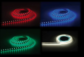 Supreme II LED strip 300cm, 34,8W RGBW 6000K 24V
