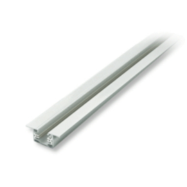 Global Base inbouw 3-fase rail BGF2200-3, 200cm, wit