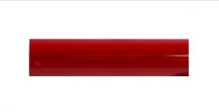Rode kleurhuls t.b.v.  13W TL buis, lengte 520 mm