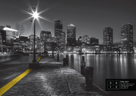 Fotobehang City at Night FTS1317