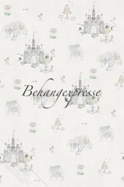 Behangexpresse COLORchoc Wallprint Castle INK 6093