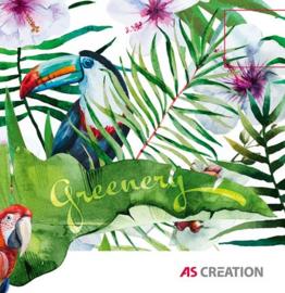 AS Creation Greenery