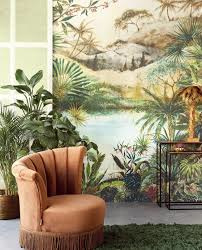 Eijffinger Vivid Wallpower 384602 Tropical Large