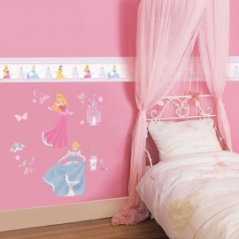 Kids@Home Disney Princess Fairytale Dream behangrand DF42412