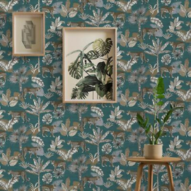 Dutch Wallcoverings Jungle Fever Behang JF2104