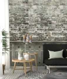 Behangexpresse New Materials Wallprint Tea Garden INK7063