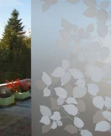 Statische raam modern  bloemen  -28