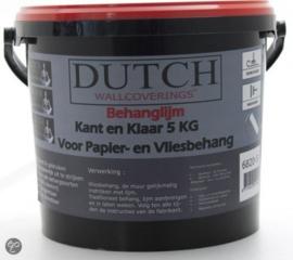Dutch kant- en klare behanglijm 5ltr