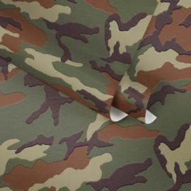 Camouflage Behang 3694-06