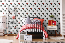 Kids @Home Minnie Mouse Behang 105828
