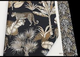 Dutch Wallcoverings Jungle Fever Behang JF2102