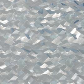 Statische raamfolie glas scherven modern  -52