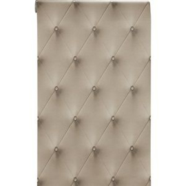 Chesterfield beige behang 3d behang
