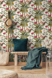 Dutch Wallcoverings Jungle Fever Behang JF2002