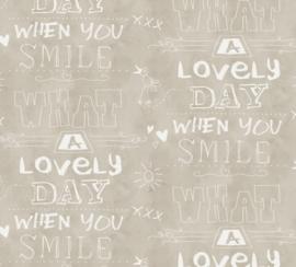 Noordwand Cozz Smile Behang 61166-00