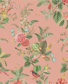 Eijffinger Pip Studio 5 behang Floris Pink 300111