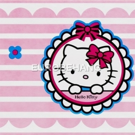 hello kitty behangrand disney band meisjes kinderen baby 7
