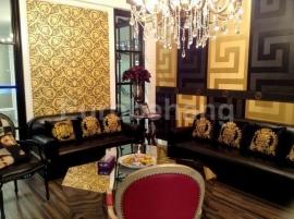 AS Creation Versace 93523-2 goud grieksesleutel