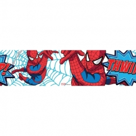 Kids@Home Marvel Spiderman Thwipp behangrand 90-043