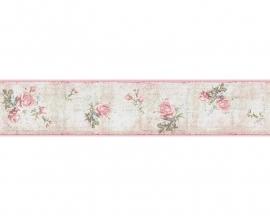 Engelse Bloemen Behang