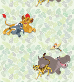 Dutch Disney Lion Guard Behang WPD 9740