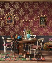 barok guod rood  behang 36456-4