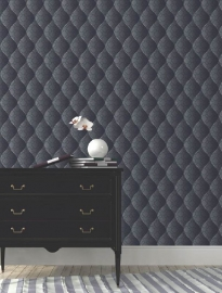 Dutch Wallcoverings Kaleidoscope Chesterfield Behang j95819