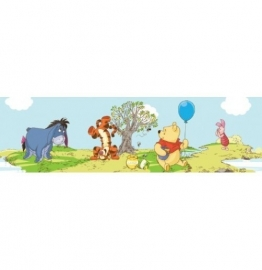 Kids@Home Disney Pooh Bother Free Days behangrand DF42424