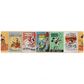 Kids@Home Disney Mickey Vintage behangrand 90-047