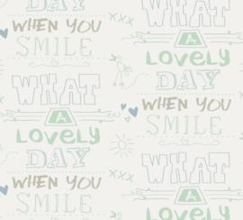 Noordwand Cozz Smile Behang 61166-05