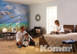 Komar Ocean Breeze Fotobehang National Geographic 8-515