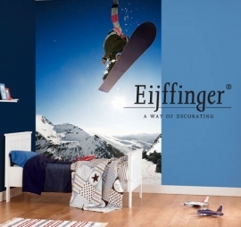 Eijffinger Wallpower Wanted Snow World 301648