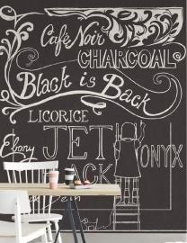 Eijffinger Black & Light Wallpower 356217 Chalky