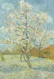 fotobehang BN Wallcoverings Van Gogh 30541 De roze perzikboom