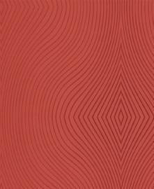 Glööckler Vliestapete rood behang 52522