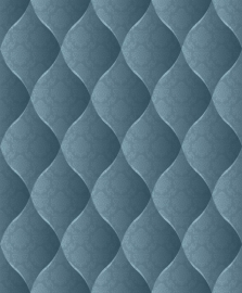 Dutch Wallcoverings Kaleidoscope  Chesterfield Behang j95801