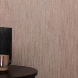 Fine Decor Fine Decor Milano behang M95598 - Italian Vinyl Glitter Textured Rose Gold