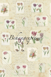 Behangexpresse COLORchoc Wallprint Tulips INK 6075