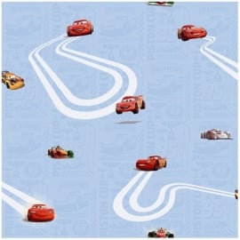 Cars behang auto's Rasch Disney Deco 3005-1