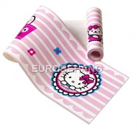 hello kitty behangrand disney band meisjes kinderen baby 71