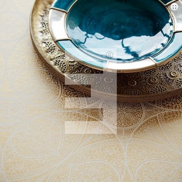 Arabica glans goud behang Eijffinger Yasmin behang 341751