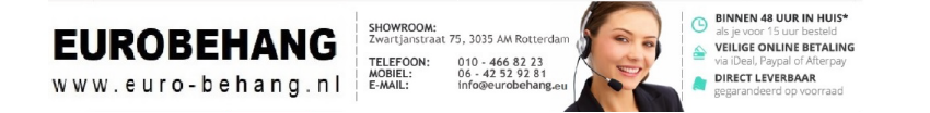 Euro-behang.nl De grootste behangwinkel van Nederland