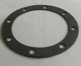 Gasket for oilfilter cover
