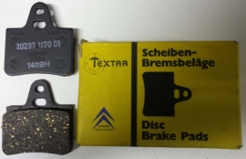 Brake pad set rear NOS