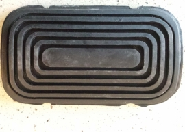 NOS brake pedal rubber
