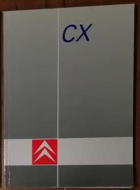 Nieuw '88 Citroen CX Handboek