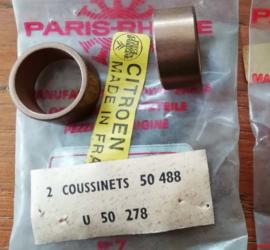 Two NOS bushings for Paris-Rhone starters