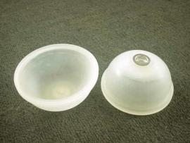 Diaphragms for accumulator spheres, MIN